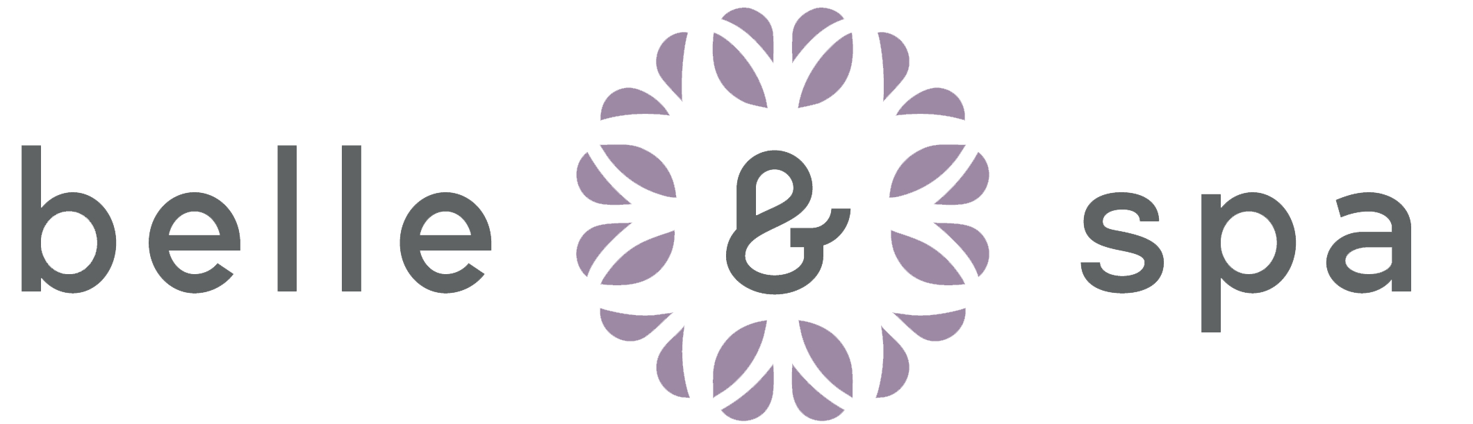 belle & spa logo final